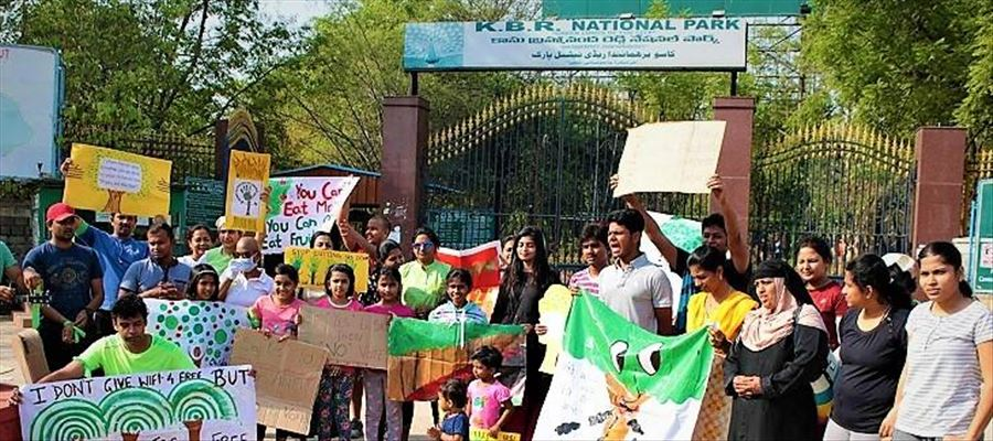 Will KBR National Park be affected by construction of Flyovers?